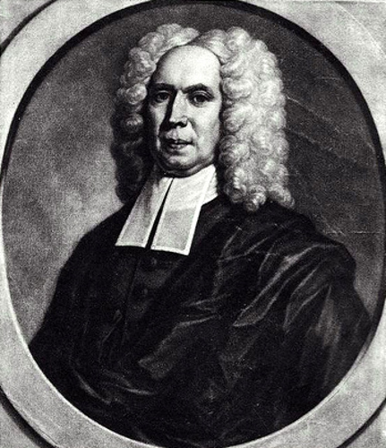 The Reverend Benjamin Colman