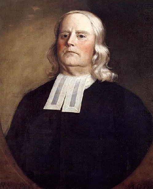 The Reverend Thomas Hiscox
