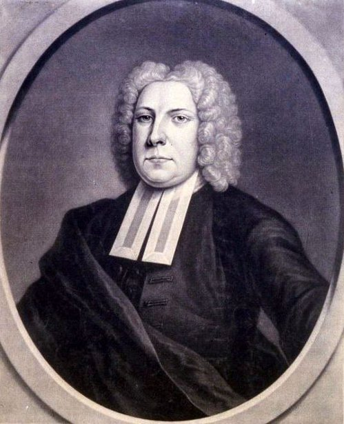The Reverend William Cooper