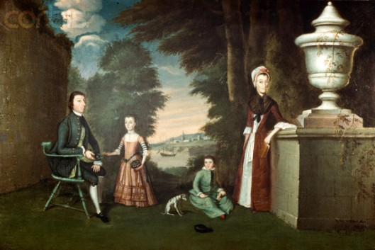 The William Denning Family