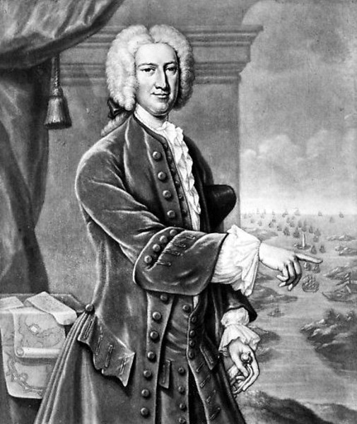 William Shirley, Governor Of Massachusetts