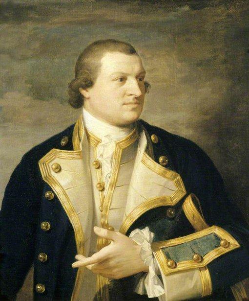Captain John Neale Pleydell Nott