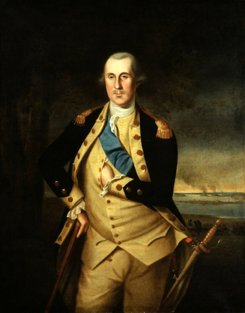 George Washington (after Charles Willson Peale)