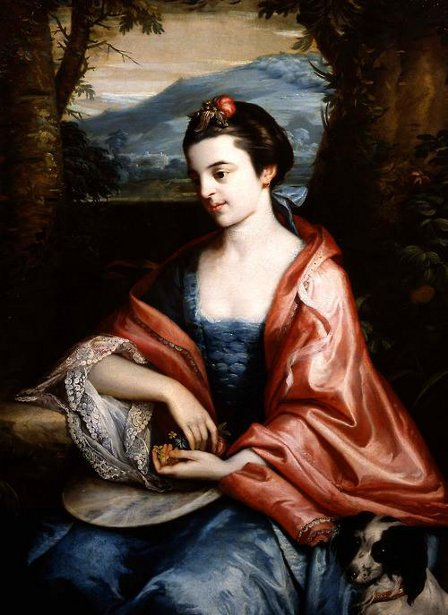 Mrs. John Penn, née Allen