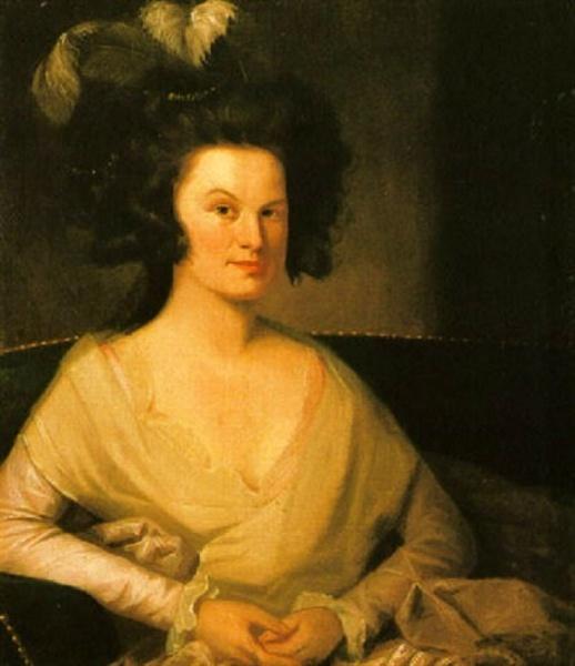 Mrs. Nathaniel Gardner (Anna Ivers)
