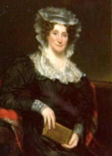 Mrs. Robert Owen (Anne Caroline Dale)