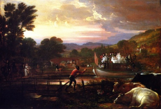 Paddington Canal