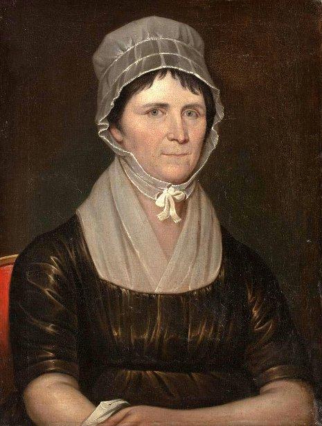 Rachel West Clarkson (Mrs. John Clarkson)