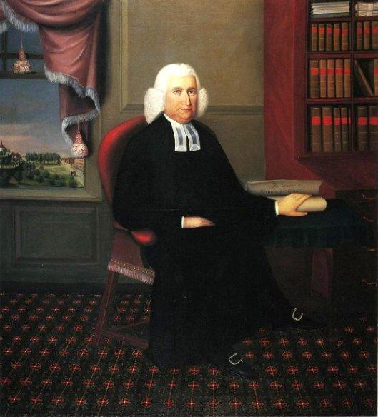 Reverend Eleazar Wheelock
