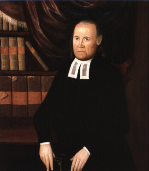 Reverend Joseph Strong of Norwich, Connecticut