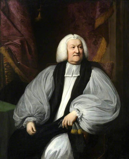Richard Newcome, Bishop Of St. Asaph