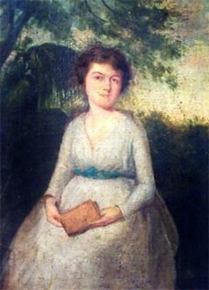 Sybil West Holland (Mrs. Francis Utie Holland)