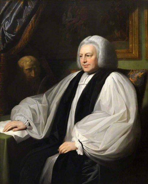 Thomas Newton, Bishop Of Bristol