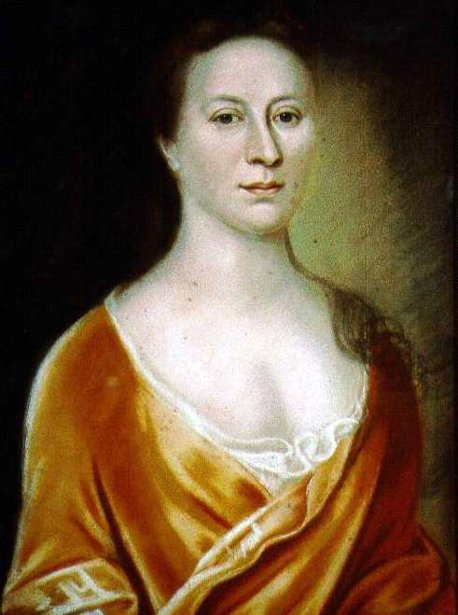Anna Cuyler Van Schaick (Mrs. Anthony)