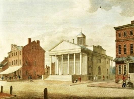 Bank Of Pennsylvania, South Second Street, Philadelphia