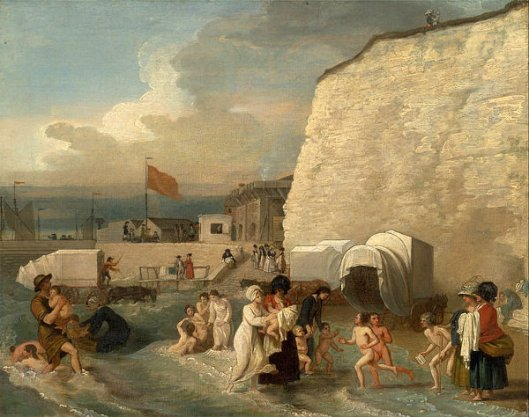 Bathing Place At Ramsgate