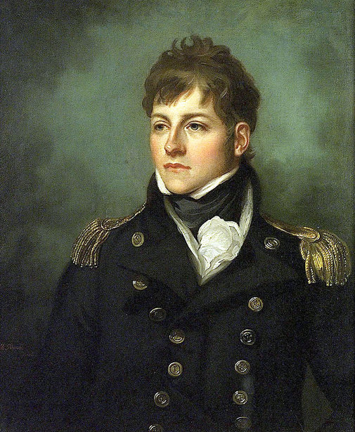 Captain George Miller Bligh