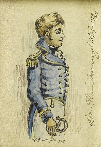 Commander Thomas MacDonough