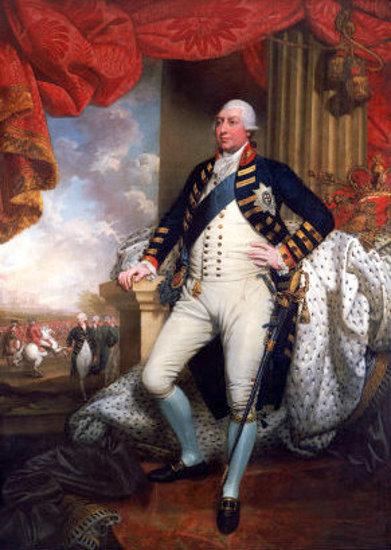 George III, 1790