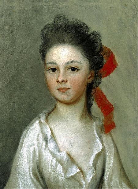 Henriette Charlotte Chastaigner (Mrs. Nathaniel Broughton)