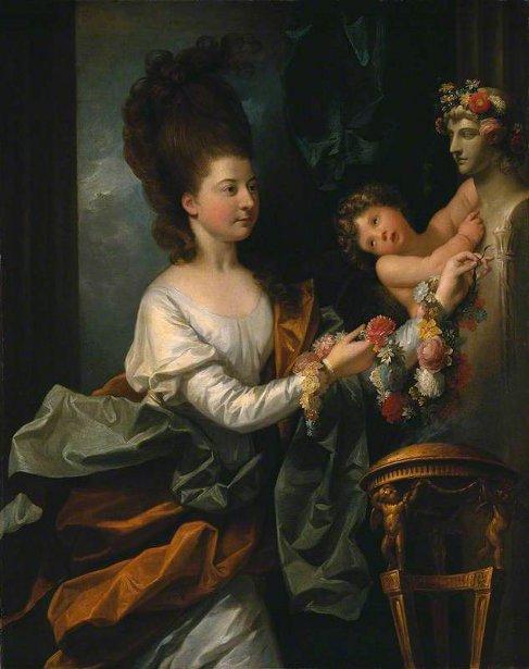 Lady Beauchamp-Proctor (Mary Palmer)