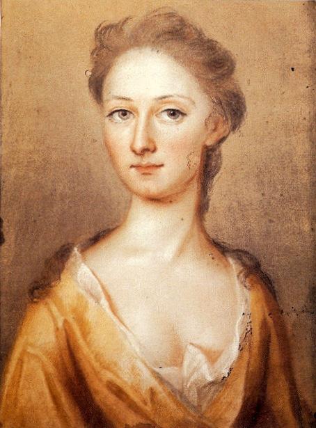 Mary DuBose (Mrs Samuel Wragg)