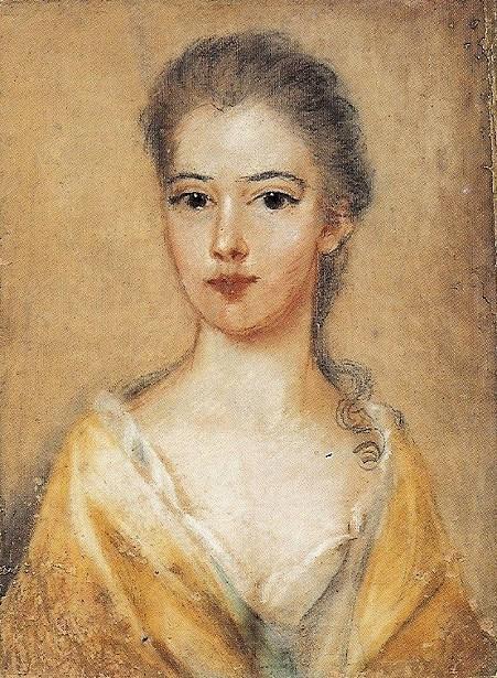 Mary Magdalen Gendron (Mrs Samuel Prioleu)