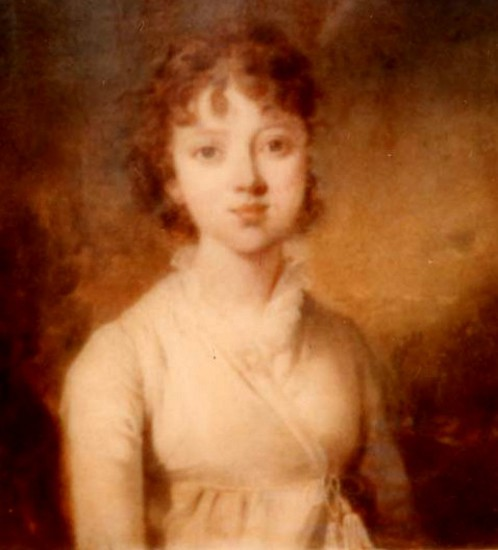 Mary, Wife Of John Livesay