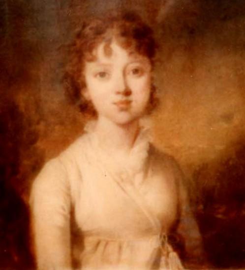 Mary, Wife Of John Livesay