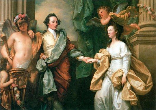 Mr. And Mrs. John Custance