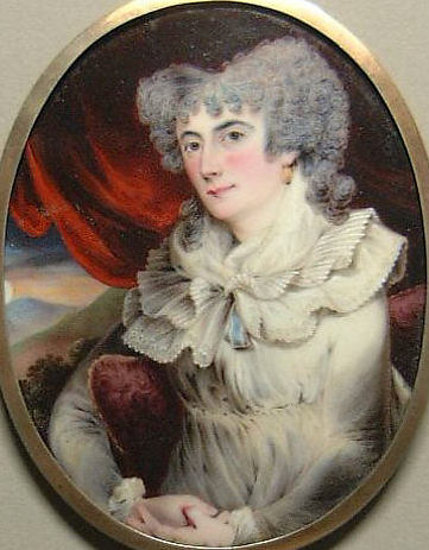 Mrs. William Bingham (Anne Willing)