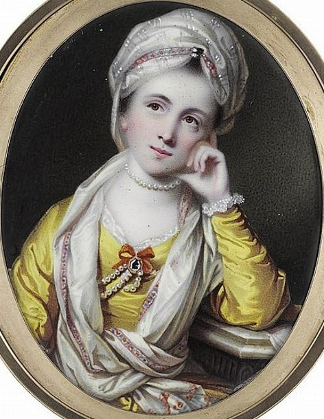 Nancy, Countess Of Maynard