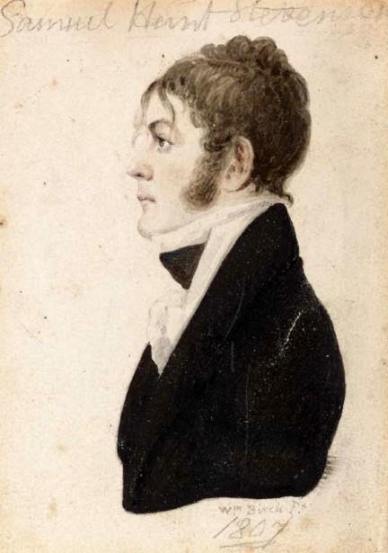 Samuel Hunt Stevenson