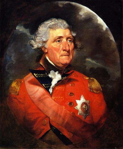 Sir George Augustus Eliott, Baron Heathfield