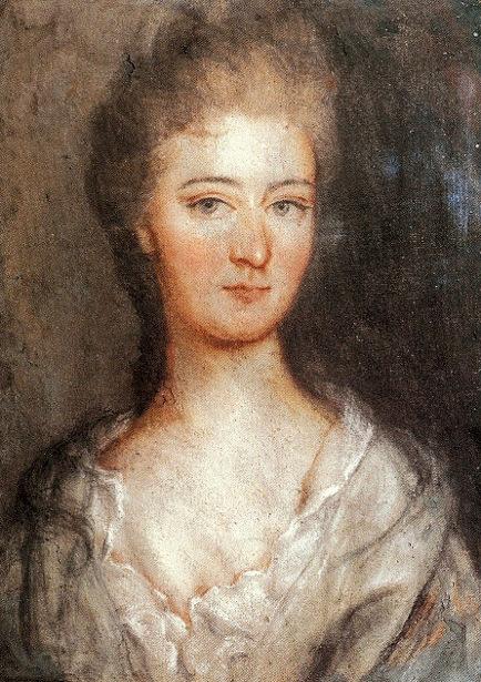 Susanne LeNoble (Mrs Alexander de Chastaigner) (Mrs Rene Louis Ravenel
