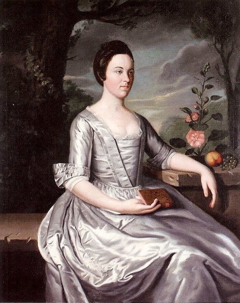 Ann Galloway (Mrs. Joseph Pemberton)