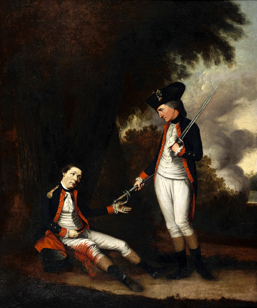 Death Of Colonel Owen Roberts