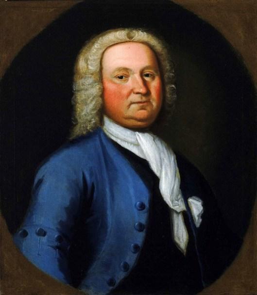 Dr. Gustavus Brown