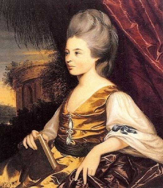 Elizabeth Allston (Mrs. William H. Gibbes)