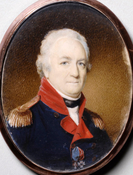 General Anne-Louis de Tousard