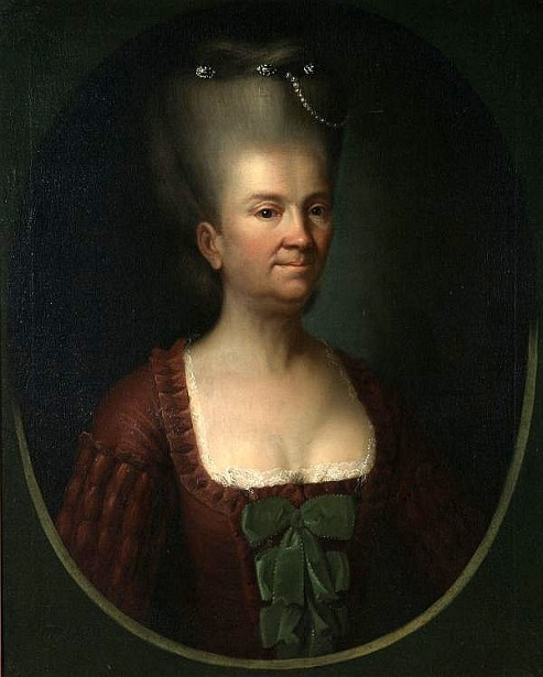 Lady Of The Potts Family