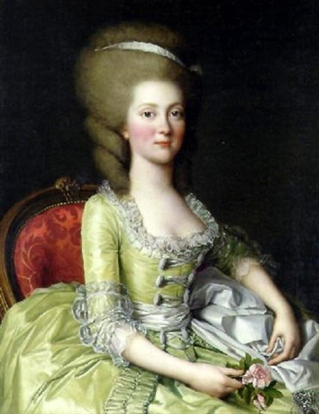 Louise-Henriette Boeuf de Curis