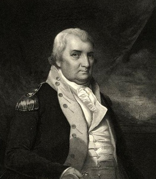 Major General Charles Cotesworth Pinckney