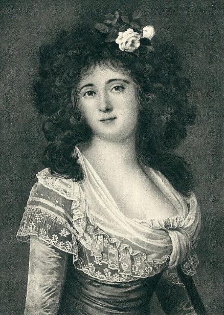 Mariana Waldstein-Wartenberg, Marquise de Santa-Cruz