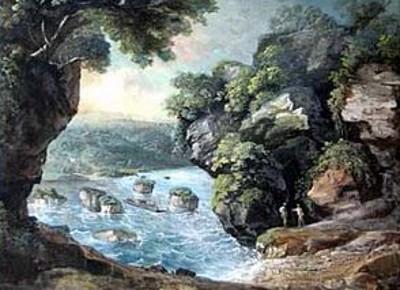 McCalls Ferry On The Susquehannah