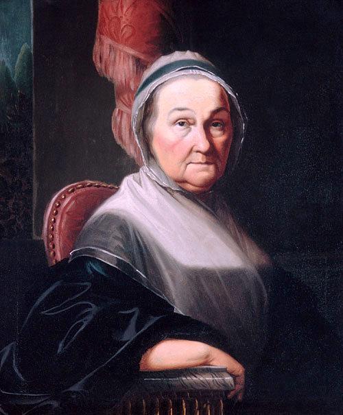 Mrs. Benjamin Simons