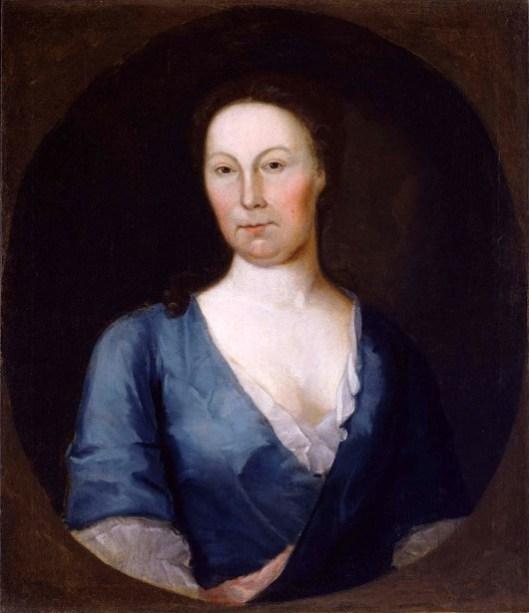 Mrs. Gustavus Brown