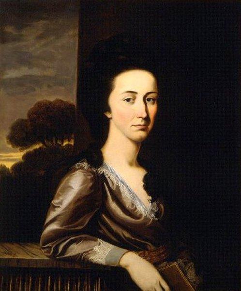 Mrs. Isaac Chanler (Sarah White)