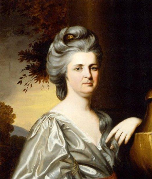 Mrs. John Peyre (Margaret Cantey)