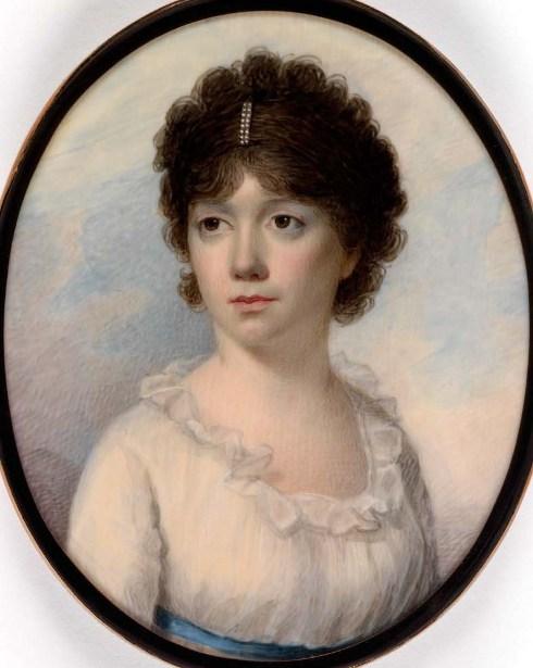 Mrs. Joseph Manigault (Charlotte Drayton)